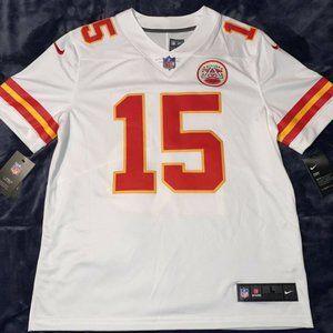 Patrick Mahomes Kansas City Chiefs Jersey 15